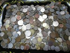 New Listing✯ 10+ Lb Pounds World Foreign Mixed Lot Coins ✯ Unsearched ✯ Large/Mixed Grades