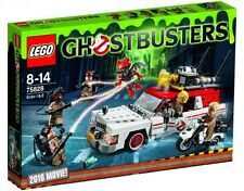 LEGO GHOSTBUSTERS-Ecto-1&2 (2016 Movie) 75828 * AUSTRALIAN STOCK IN HAND *