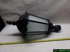 Missing 1 Pc Glass Shade: Black Cast Aluminum Commercial Led Post Fixture 227875