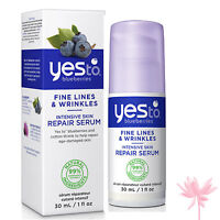 Yes To Blueberries Intensive Skin Repair Serum 30ml **FREE P&P**