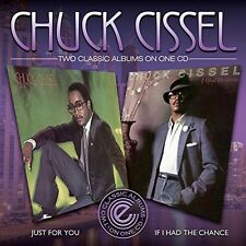 Just For You/If I Had A Chance - Chuck Cissel (2014, CD NIEUW)