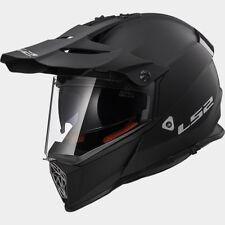 LS2 off road helmet Pioneer MX436 matt black L/XL/XXL