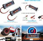 Tenergy 7.2V Battery Pack High Capacity 6-Cell 3000mAh NiMH Flat x 2
