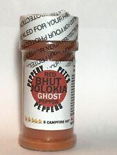 Bhut Jolokia (ghost pepper), 1.60 oz. bottle, fresh, organic, sale, pure, powder
