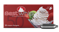 3000 BestWhip Whip Cream Chargers! for Fresh Whipped Cream.