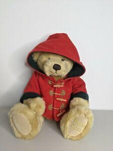2003 HARRODS Christmas Teddy Bear 30cm.