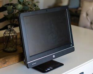 HP Compaq Pro 4300 20in. (500GB, Intel Pentium CPU G860, 6GB RAM) All-in-One