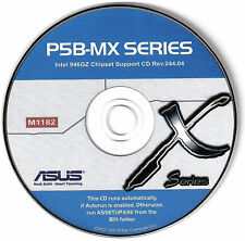 ASUS P5B-MX WiFi AP Motherboard Drivers Installation Disk M1182