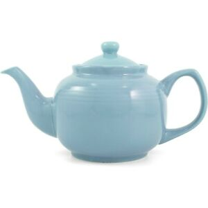 Turquoise Teapot 3 Cup Pam Beesly Gift Jim Halpert The Office TV Christmas Teal