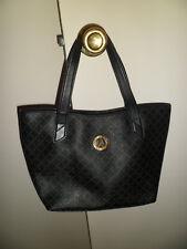 New Authentic La Tour Eiffel Paris Black Handbag