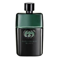 Gucci Guilty Black Men 3.0 3 OZ 90 ML Eau De Toilette Spray TST