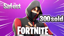 👑 iKONIK skin + SCENARIO emote - Fortnite Galaxy s10 exclusive! TOP SELLER LOOK