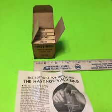 Studebaker valve ring, NOS.  308.      Item:  8866