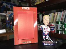 Saku Koivu Montreal Canadiens METRO Bobblehead Doll In Box