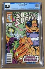 Silver Surfer 44 v3 CGC 8.5 1st Appearance of the Infinity Gaunlet