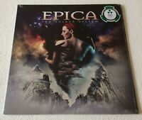 "EPICA~THE SOLACE SYSTEM~GERMAN LIMITED EDITION VINYL 12"" EP [NEW & SEALED] [1]"