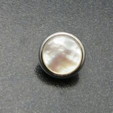 Yamaha Xeno Trumpet Finger Button with Pearl, Silver Plated for Model YTR8310ZS