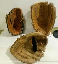 Louisville Softballer Nike diamond Rawlings Reggie Jackson baseball glove lot 3