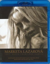 Marketa Lazarova 1967 Czech classic English subtitles region free Blu-ray+dvd