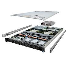 Dell PowerEdge R620 2x 3.00Ghz E5-2690 v2 128GB, 4 256GB 7 800GB SSDs 1x Caddy