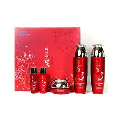 DAANDANBIT Premium Red Ginseng Set (Toner, Lotion, Ceeam) Set