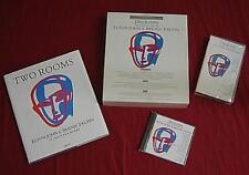 CD + VHS + LIBRO TWO ROOMS CELEBRATING THE SONGS OF ELTON JOHN&BERNIE TAUPIN