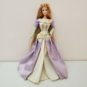 The Princess & the Pea Barbie 2001 Lovely MACKIE SCULPT Collector Edition