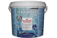 Aqua Clean pur T3 Rohrreiniger mit kraftvollem Schaumaktivator 5kg