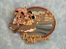 MICKEY AND MINNIE DREAM MAKER IN A BOAT IN FRONT OF THE GRAND FLORIDIAN WDW PIN