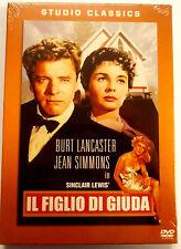 Il figlio di Giuda (1960) DVD Sigillato