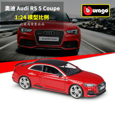 Audi RS5 Coupe Bburago 1/24 Diecast Model Car Collection Sports Racing Cars Toy