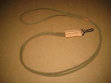 "US MILITARY WW2 STYLE M1943 PISTOL AND REVOLVER 41"" LANYARD"