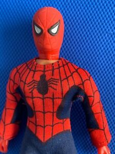 1976  Mego  UK PALITOY FIST FIGHTING SPIDERMAN  original  HIGH GRADE beauty !!