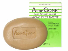 Acne Gone Soap for skin care & Acne Treatment 3.5oz/100g - 2 Pack