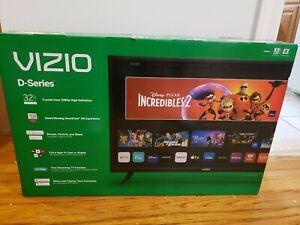 Smart TV VIZIO 32-inch D-Series - Full HD 1080p.. brand new, sealed box