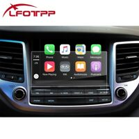 LFOTPP Car Navigation Screen Protector Tempered Glass Film For Hyundai Tucson