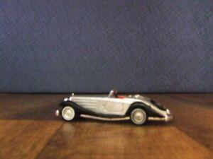 Matchbox Models of Yesteryear Y-20 1937 Mercedes-Benz 540k