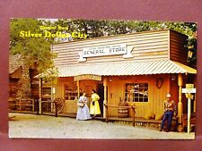 Postcard MO Silver Dollar City General Store
