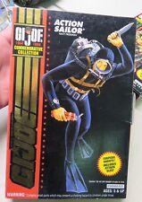 1993 Hasbro GI Joe 1964-1994 Commemorative Collection Action Sailor 4 inch