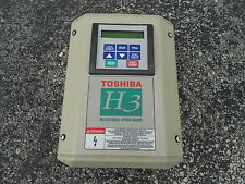 "Toshiba VT130H3U4080 ""H3"" 7.5HP Inverter ""RS232"""