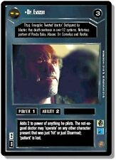 Star Wars CCG BB Premiere Limited Dr. Evazan