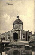 LEIDEN tolle alte AK Holland Leyden Morschpoort um 1910 Niederlande Postkarte