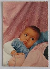 Cartolina d'epoca -  Bambino -  postcard - tarjeta -