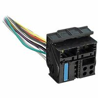 BMW Wire Harness for the Factory Stereo Install Radio 71-9003