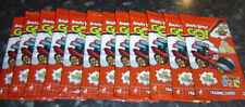 Angry Birds GO! Trading Card Game - 10 Sealed Packets - (6 cards per pack)