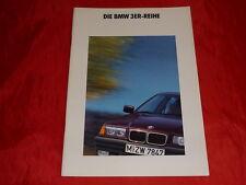 BMW 3er e36 Cabrio 325i prospetto di 2//1993