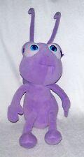 "DOT Purple Ant PLUSH STUFFED TOY DOLL Disney A BUG'S LIFE Talking Tickle Me 16"""