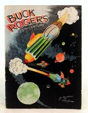 Phil Nowlan Dick Calkins 1933 Buck Rogers In The 25th Century Kellogg Giveaway