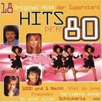 Die Hits der 80er-18 Origianl Hits der Superstars Klaus Lage Band, Purple.. [CD]