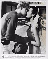 "Troy Donahue & Sharon Hugueny in ""Parrish""1961 Vintage Movie Still"
